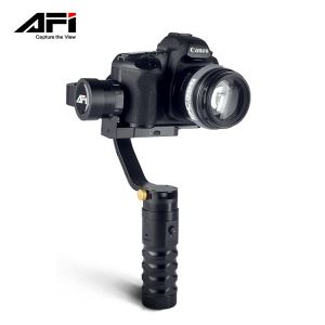 3-Axis Brushless Professional Video Hand-held motorizado Gimbals para cámara DSLR AFI VS-3SD PRO